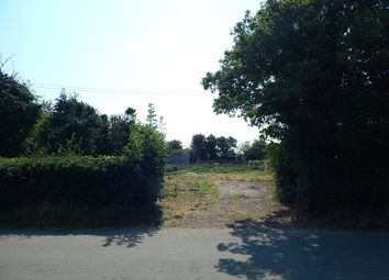 Thumbnail Land for sale in Land Off Vicarage Road, Wingfield, Diss, Suffolk