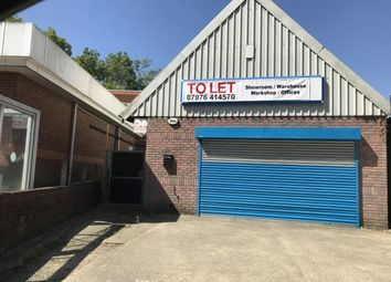 Thumbnail Commercial property to let in Sheffield Road, Dronfield