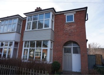 Thumbnail 3 bed semi-detached house for sale in Campion Green, Leamington Spa