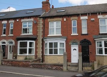 Thumbnail 5 bedroom terraced house to rent in Bromwich Road, Sheffield