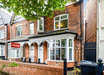 5 bed semi-detached house for sale in Hallewell Road, Edgbaston, Birmingham B16