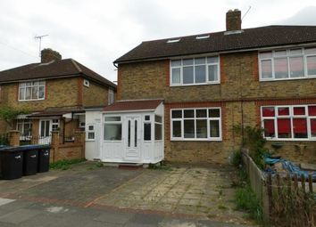 Thumbnail 5 bedroom semi-detached house for sale in Haselbury Road, London