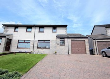 Thumbnail 3 bed semi-detached house for sale in Cairnwell Drive, Portlethen