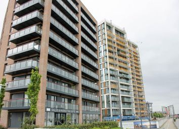 Thumbnail 3 bed flat for sale in Waterfront II, Royal Arsenal Riverside
