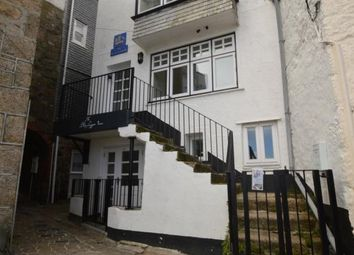 Thumbnail 2 bed maisonette for sale in Wharf Road, St. Ives, Cornwall