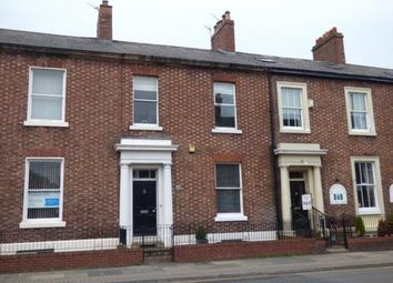 Thumbnail 5 bed terraced house for sale in Victoria Place, Carlisle, Cumbria