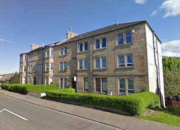 Thumbnail 1 bedroom flat for sale in 81, Lounsdale Road, Basement Left, Paisley, Renfrewshire PA29Du