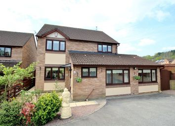 Thumbnail 4 bed detached house for sale in Kier Hardie Crescent, Newport