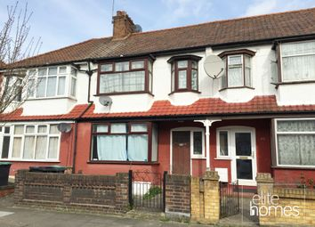 Thumbnail 4 bedroom terraced house to rent in Carew Road, Tottenham
