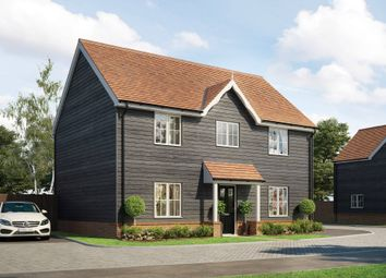 Thumbnail 5 bed detached house for sale in Forest Chase, Moulsham Lane, Yateley