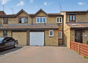 Thumbnail 3 bed terraced house for sale in Waterville Drive, Vange, Basildon, Essex