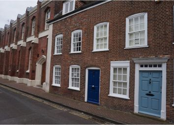 3 bed terraced house for sale in Church Street, Poole BH15