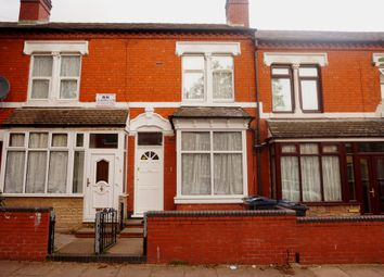 Thumbnail 2 bedroom terraced house to rent in Greenhill Road, Handsworth, Birmingham