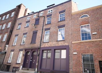 Thumbnail 1 bed flat to rent in York Street, Liverpool