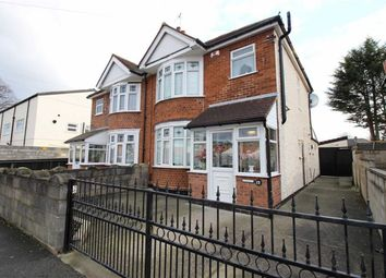 Thumbnail 3 bed semi-detached house for sale in Whittington Street, Allenton, Derbyshire