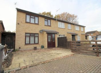Thumbnail 4 bed semi-detached house to rent in Corby Drive, Egham
