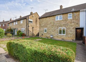 Thumbnail 3 bed end terrace house for sale in Finchingfield Way, Colchester, Essex