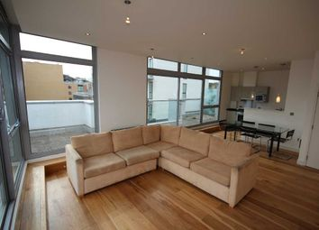 Thumbnail 3 bed flat to rent in Dereham Place, London, Shoreditch