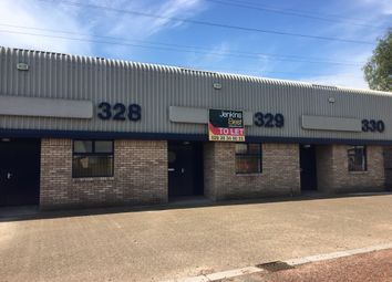 Thumbnail Industrial to let in Unit 329, Springvale Industrial Estate, Cwmbran