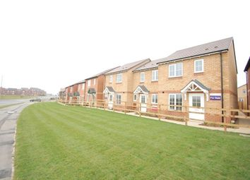 Thumbnail 3 bed property to rent in Butterfly Gardens, Woodville, Derbyshire