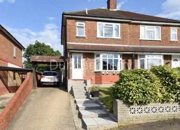 Thumbnail 3 bed semi-detached house for sale in Cranborne Crescent, Potters Bar