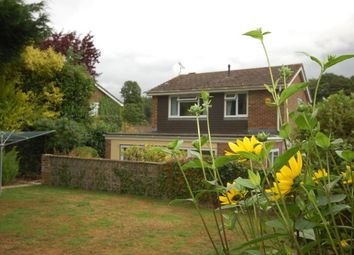 Thumbnail 3 bed detached house to rent in Rocks Park Road, Uckfield