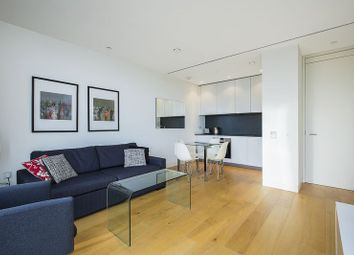 Thumbnail 1 bed flat for sale in Holland Street, London