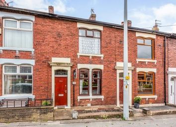 Thumbnail 2 bed terraced house for sale in Livesey Branch Road, Livesey, Blackburn, Lancashire