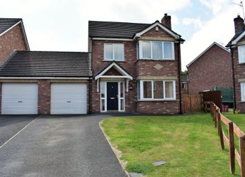 Thumbnail 3 bed link-detached house for sale in Birchwood Grange, Birches, Portadown