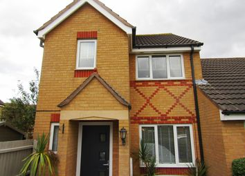 Thumbnail 3 bed property to rent in Portchester Close, Peterborough