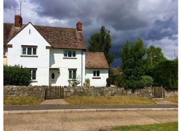 Thumbnail 3 bed end terrace house to rent in Knights Close West Overton, Marlborough