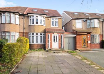 Thumbnail 4 bed semi-detached house for sale in Greenford Road, Greenford
