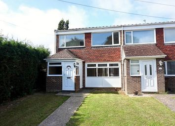 Thumbnail 3 bed end terrace house for sale in Rycaut Close, Rainham, Gillingham