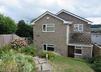 Thumbnail 4 bed property to rent in Lynmouth Close, Plympton, Plymouth