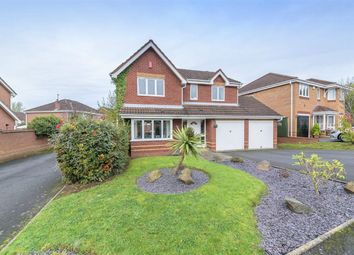 Thumbnail 4 bed detached house for sale in Hookacre Grove, Priorslee, Telford, Shropshire