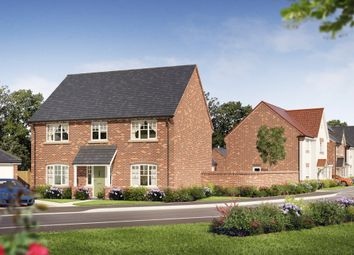 Thumbnail 4 bedroom detached house for sale in Plot 21 Hardwick At Oaklands Park, Wyaston Road, Ashbourne, 1Sd