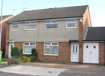 Thumbnail 3 bed semi-detached house for sale in Heol Seddon, Llandaff, Cardiff