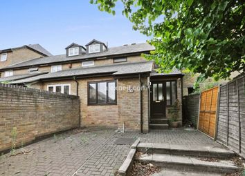 Thumbnail 4 bed terraced house to rent in Gunwhale Close, London
