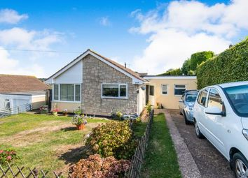 Thumbnail 3 bedroom bungalow for sale in Exmouth, Devon, .