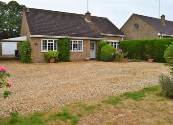 Thumbnail 3 bed detached bungalow for sale in Willow Drive, Tilney All Saints, King's Lynn