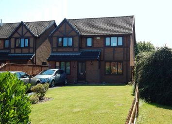 Thumbnail 4 bed detached house for sale in Rosebank, Lea, Preston