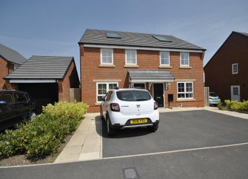 Thumbnail 2 bed property to rent in Cae Babilon, Higher Kinnerton, Chester