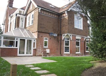 Thumbnail 3 bed semi-detached house to rent in Manor Way, Lee-On-The-Solent