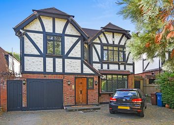Thumbnail 5 bed detached house to rent in Canons Drive, Stanmore