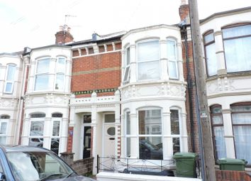 Thumbnail 3 bed terraced house to rent in Liss Road, Southsea