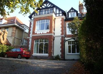 Thumbnail 2 bed flat to rent in Queens Road, Lipson, Plymouth
