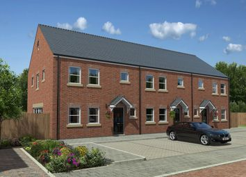 Thumbnail 4 bed mews house for sale in Ainsworth Lane, Crowton