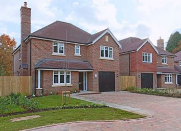 Thumbnail 4 bed detached house for sale in Crawley Down Road, Felbridge, East Grinstead