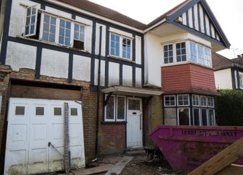 Thumbnail 5 bedroom detached house for sale in Wickliffe Gardens, Wembley, Middlesex