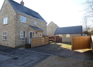 Thumbnail 3 bed detached house for sale in Poppy Close, Calne
